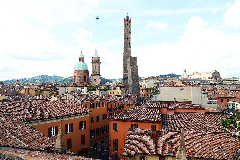 Bologna : la terrazza segreta