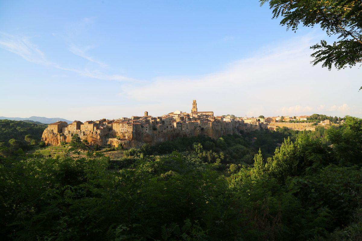 Pitigliano, tra Morellino e tradizione