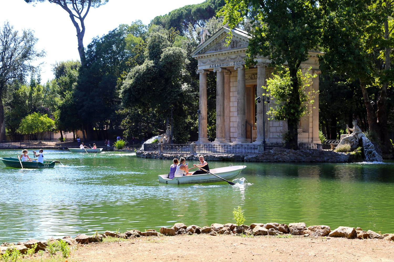 Picnic al parco, nel cuore di Roma