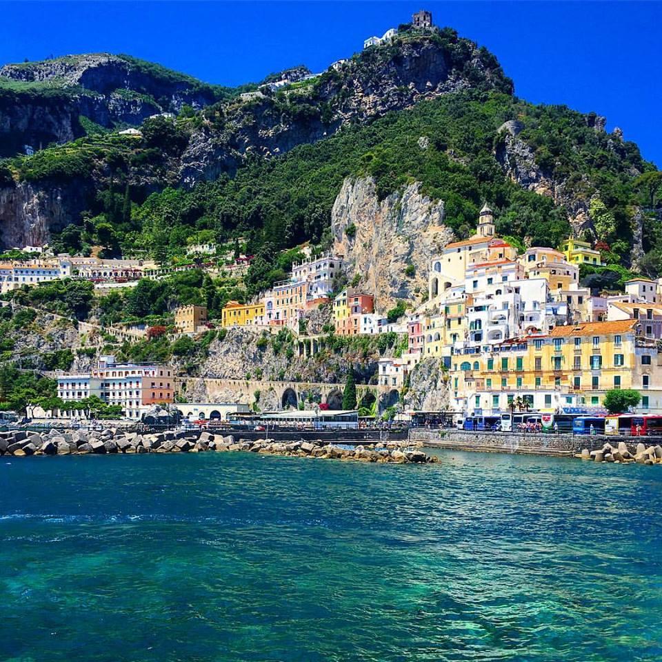Costiera Amalfitana Tour 2016 : la guida completa - Italia ...