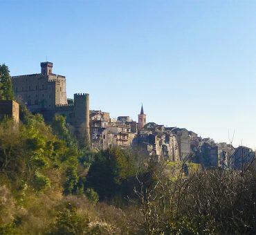 San Gregorio da Sassola : passeggiata in diretta