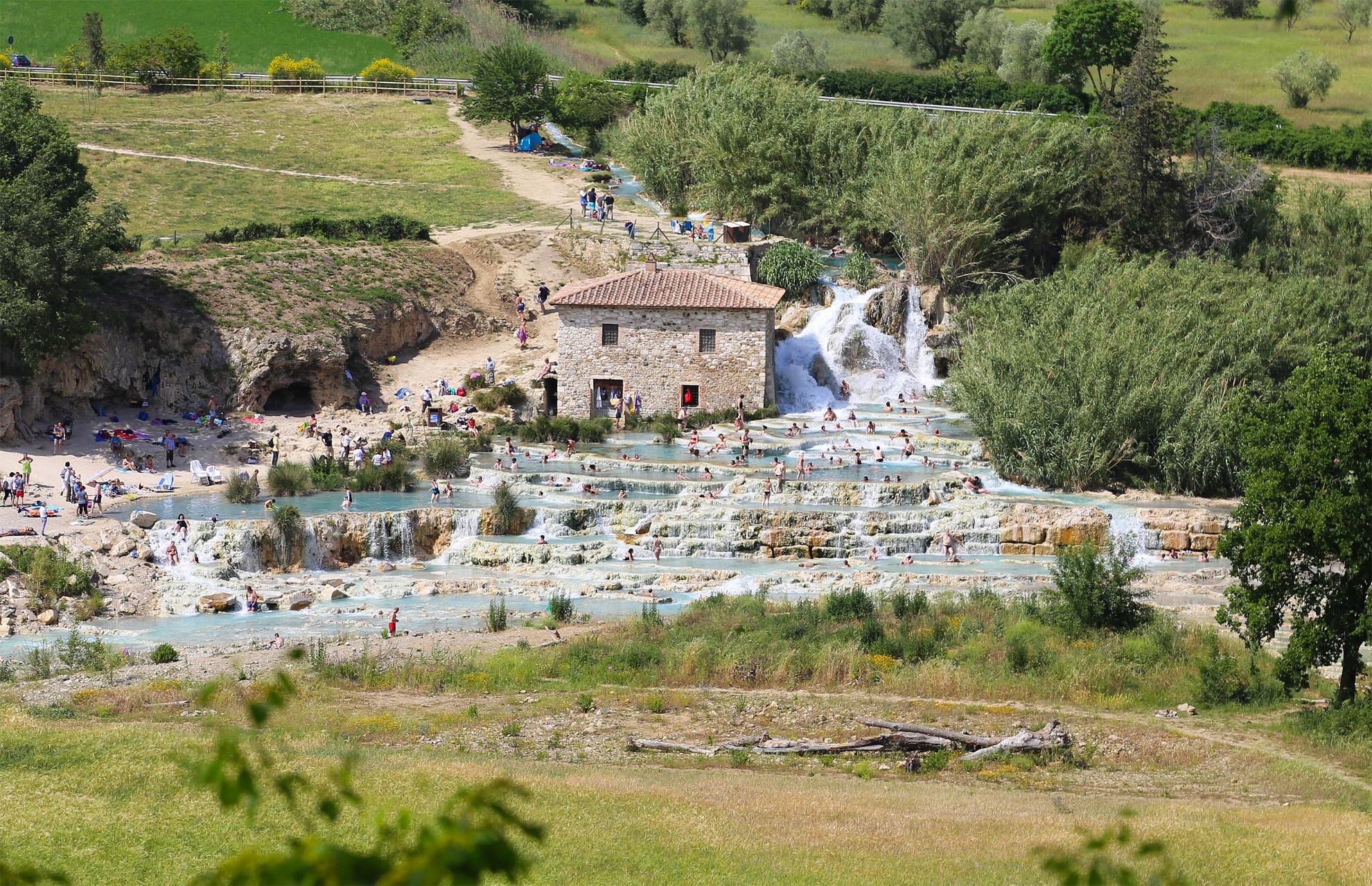 Le cascate più belle del Centro Italia