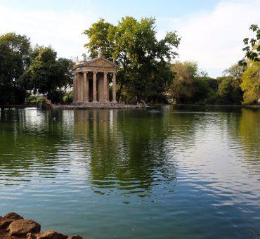 Correre a Roma : i posti migliori