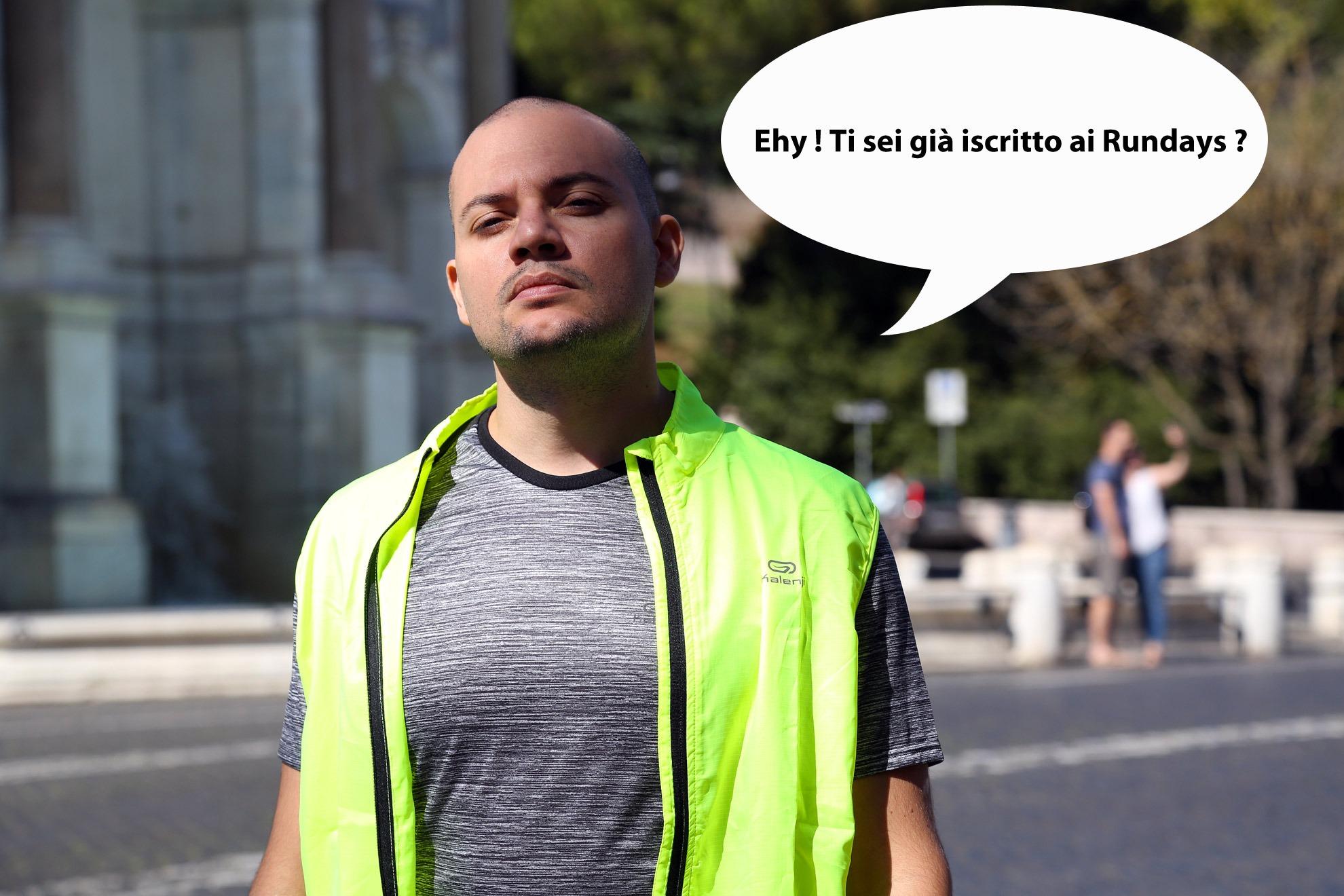 Dove fare running a Roma