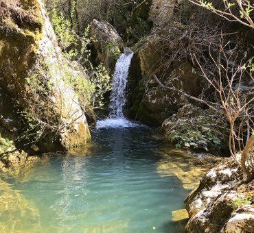 Alla scoperta della Cascata di Collalto Sabino