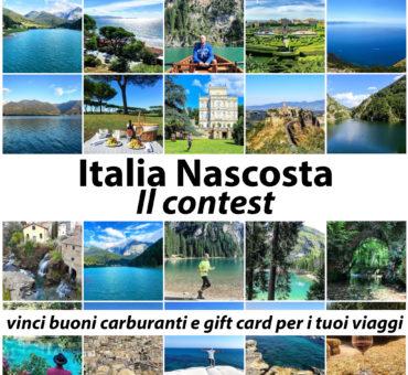 Italia Nascosta Contest : i vincitori