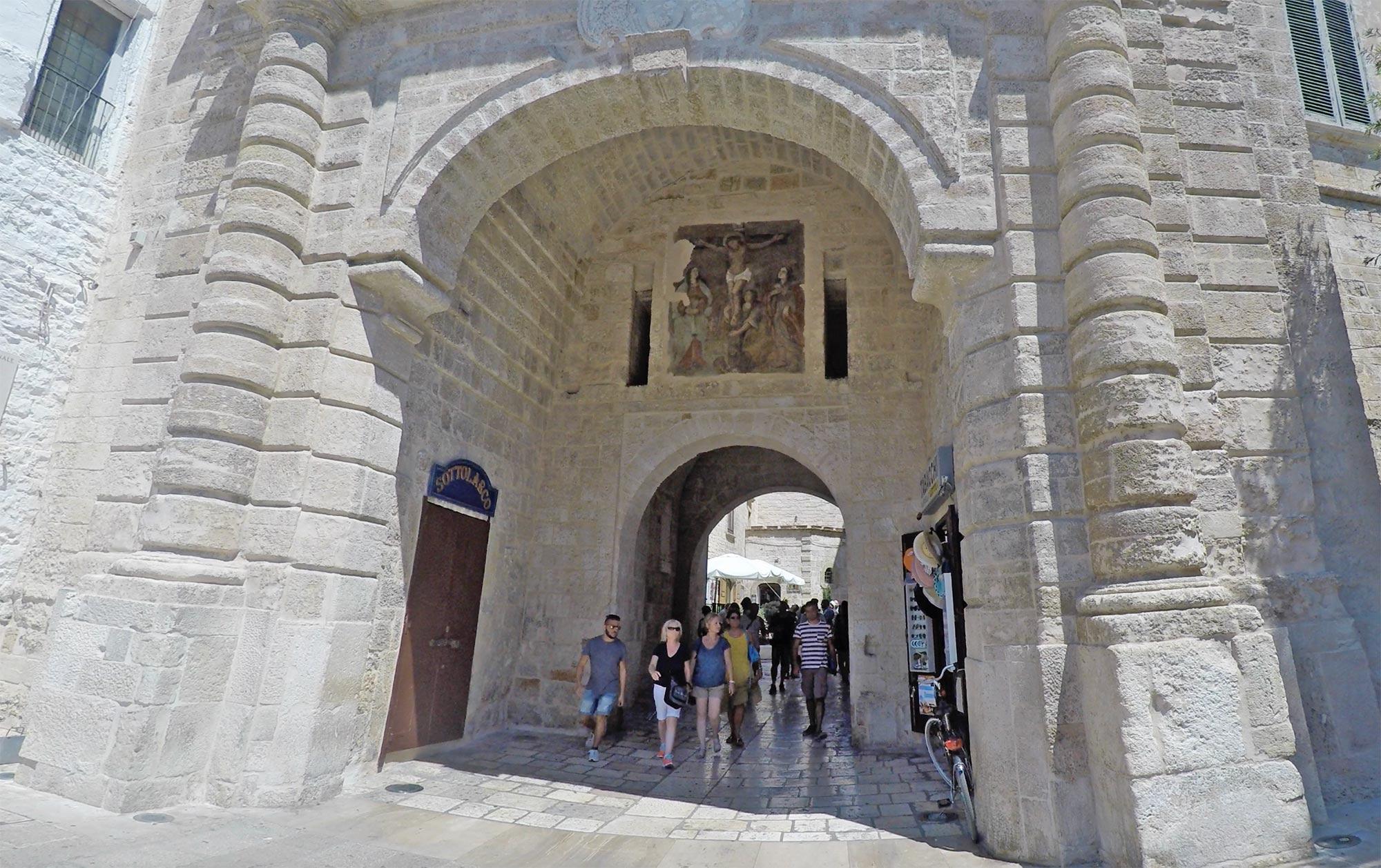 L'Arco Marchesale