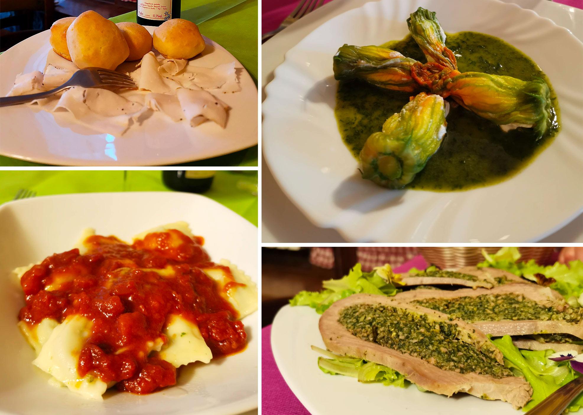Lunigiana, dove mangiare