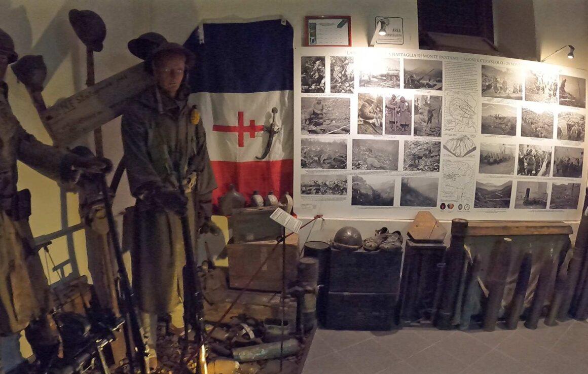 Guida di Venafro : il museo Winterline