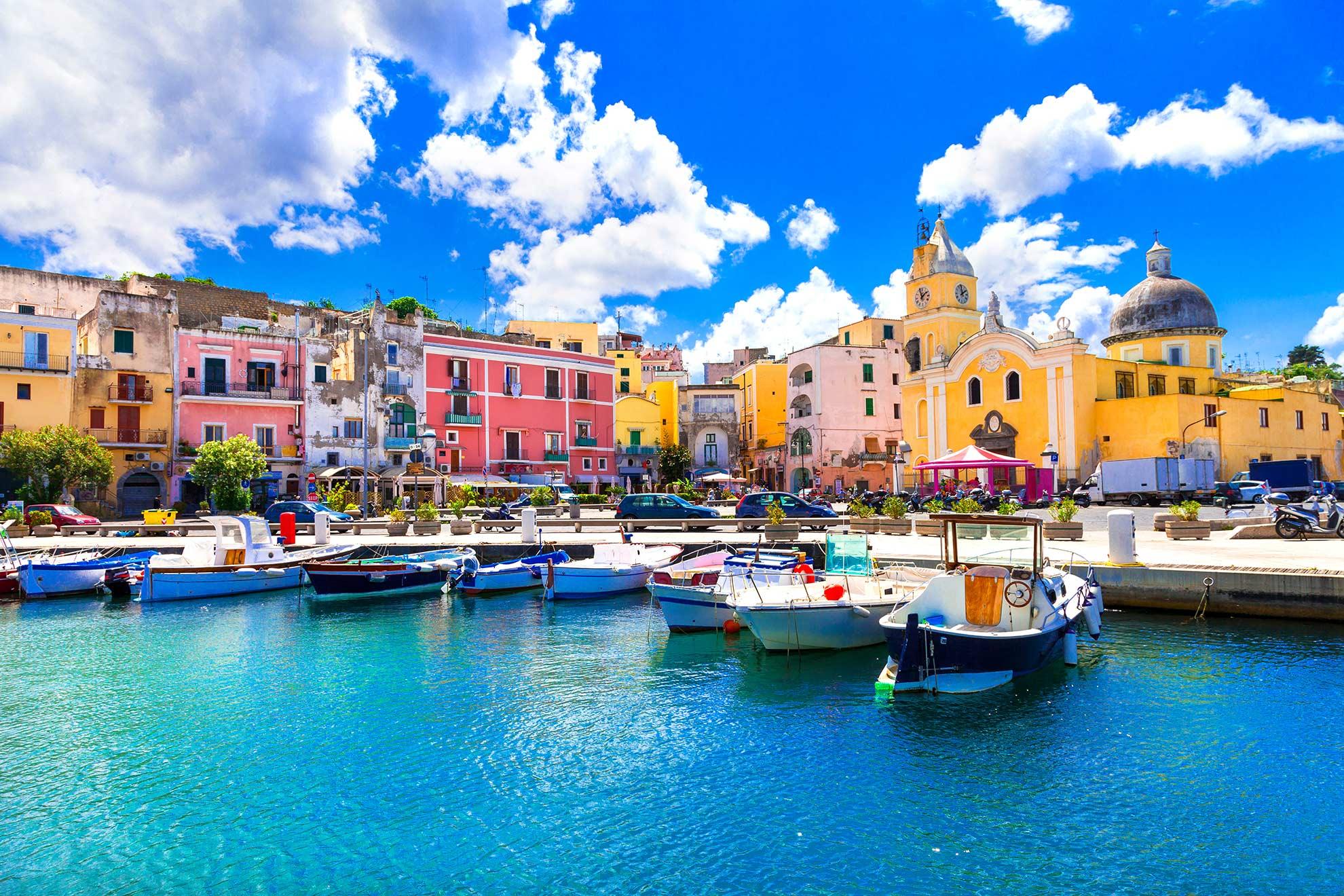 Idee vacanze Italia 2021 : Procida