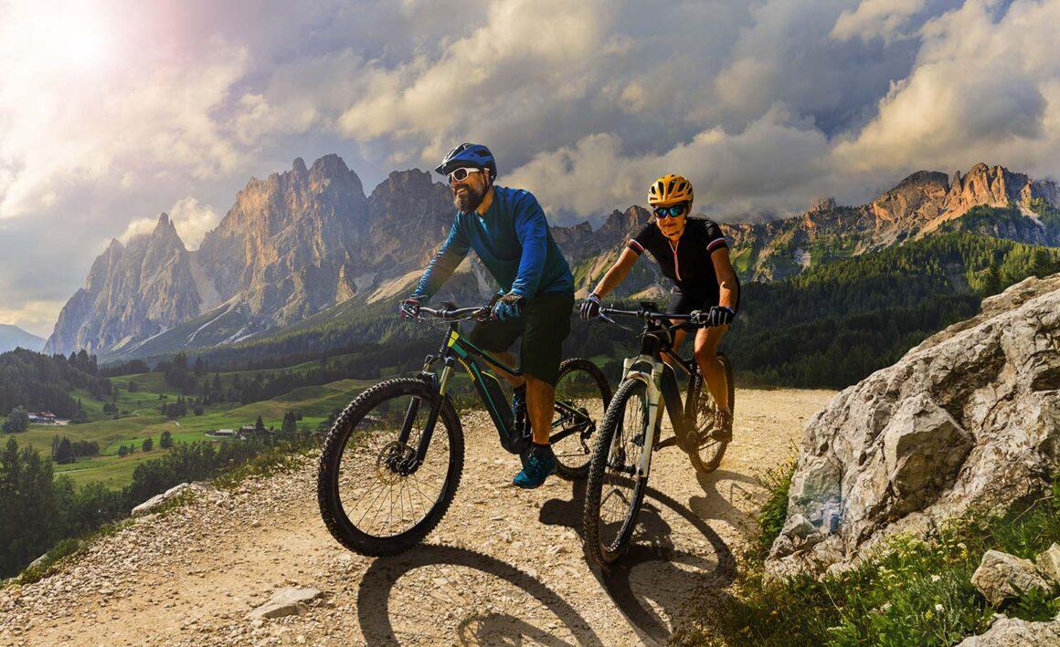 Vacanza outdoor a Vittorio Veneto in bicicletta